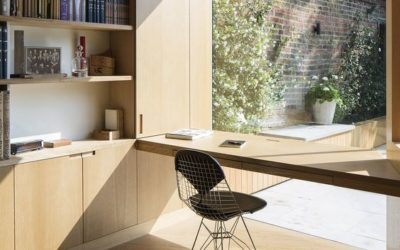 Consejos para crear una oficina cómoda y eficiente para trabajar en casa