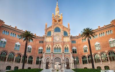 ¿Cuáles son los estilos arquitectónicos de Barcelona?