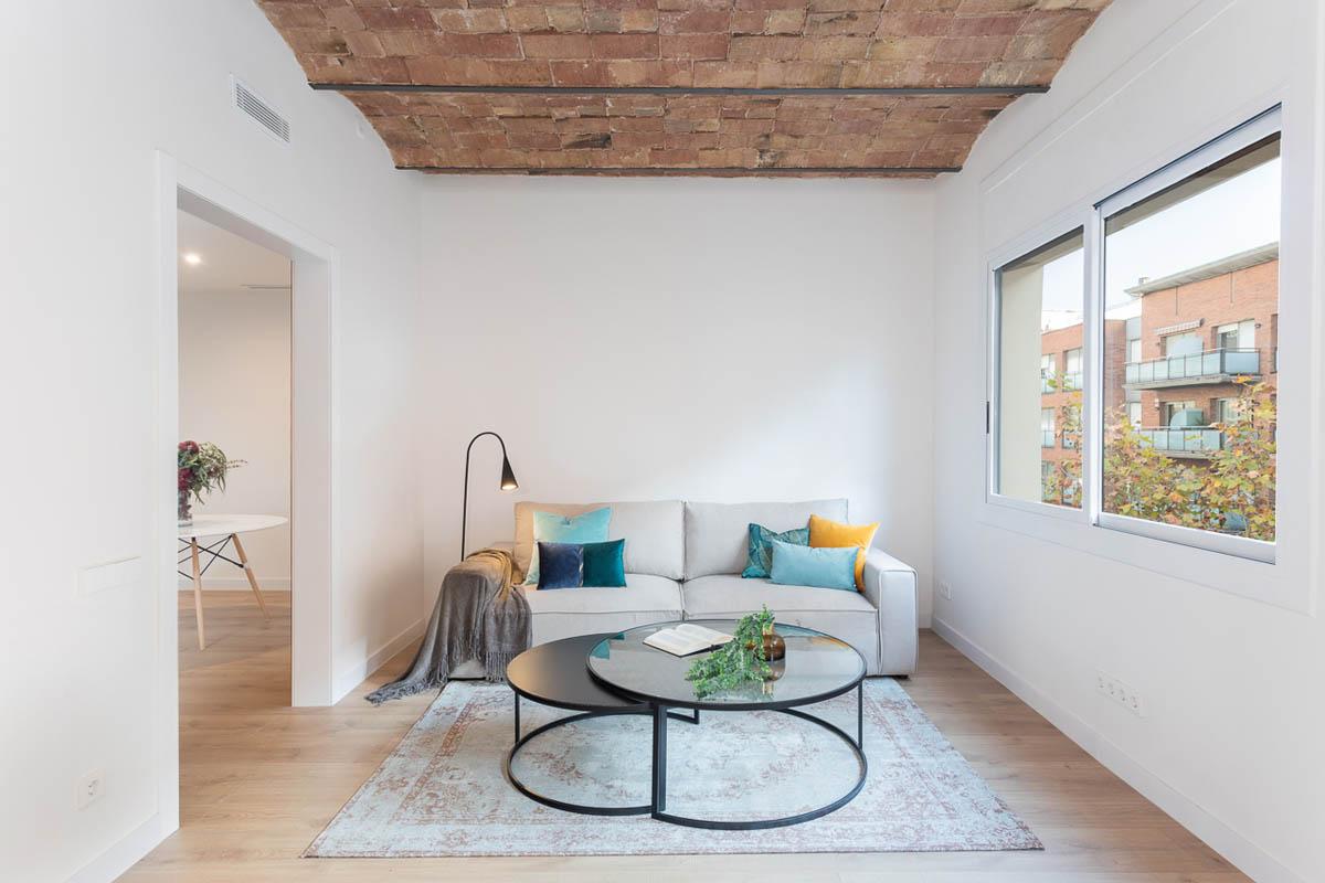 En venta fantástico piso en l'Eixample barri de la Sagrada Familia carrer València