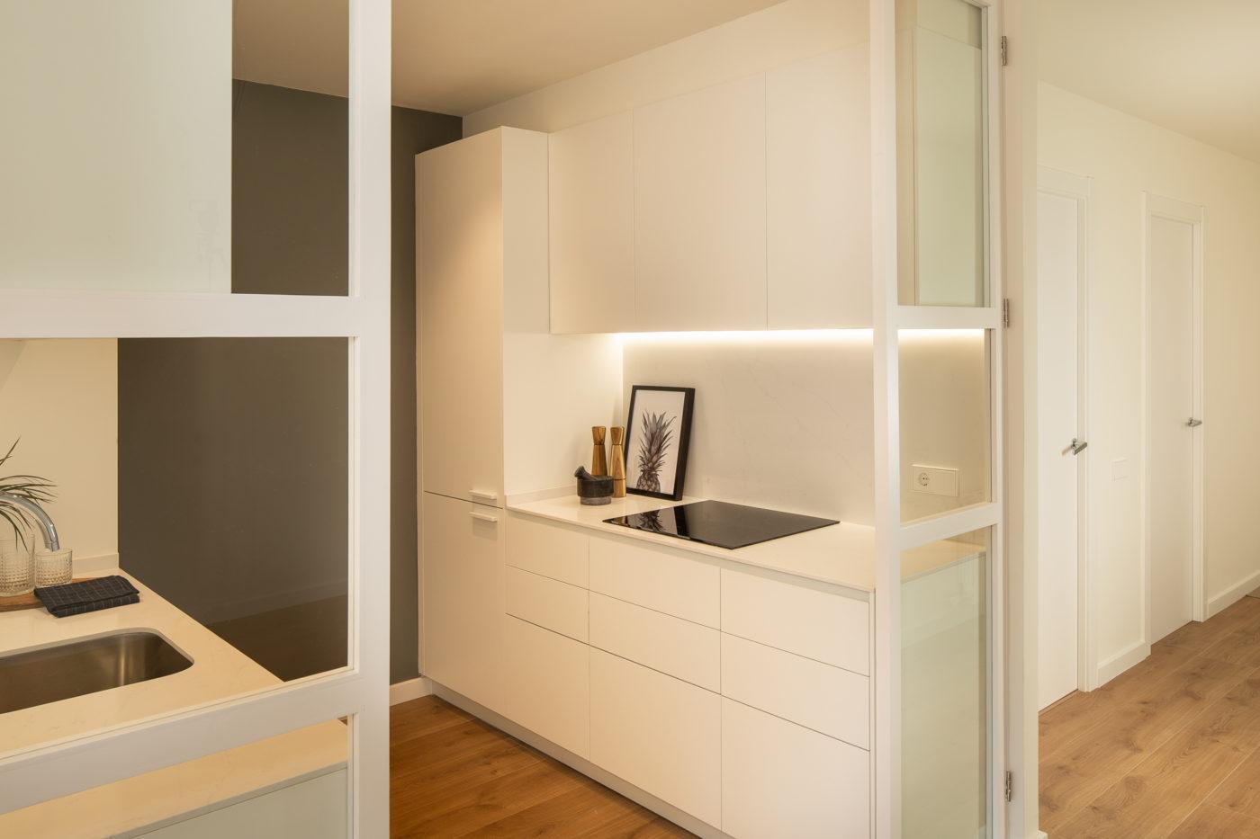 Reforma de una vivenda en el Eixample en c/Pau Claris