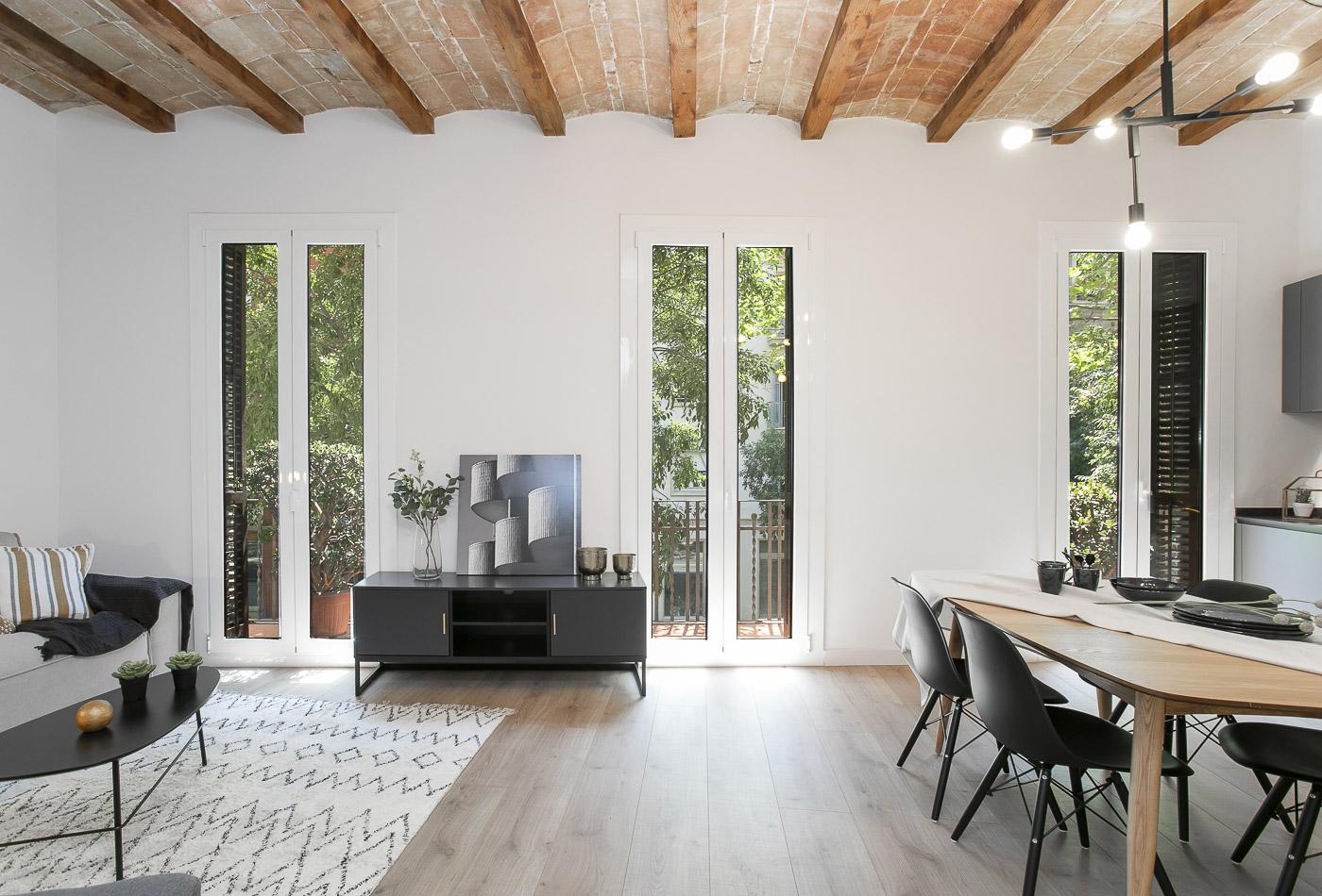 En venta confortable piso en l'Eixample dreta carrer Zaragoza